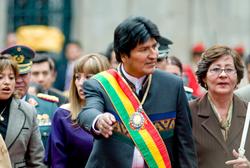 Struggle for Bolivia's Future