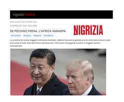 Se Pechino frena, l'Africa annaspa