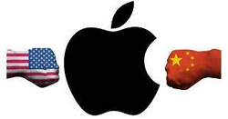Apple amid US Cold War against China