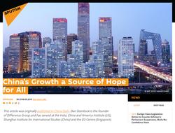 China and Global Growth
