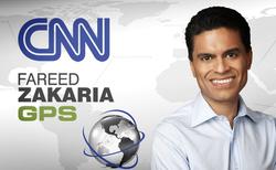 CNN's Zakaria Picks Steinbock Brief