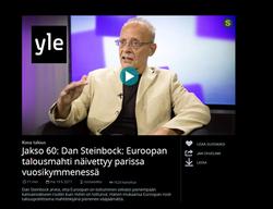 Finnish TV Interview on Global Risks