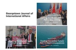 GJIA: Trading the Global Future