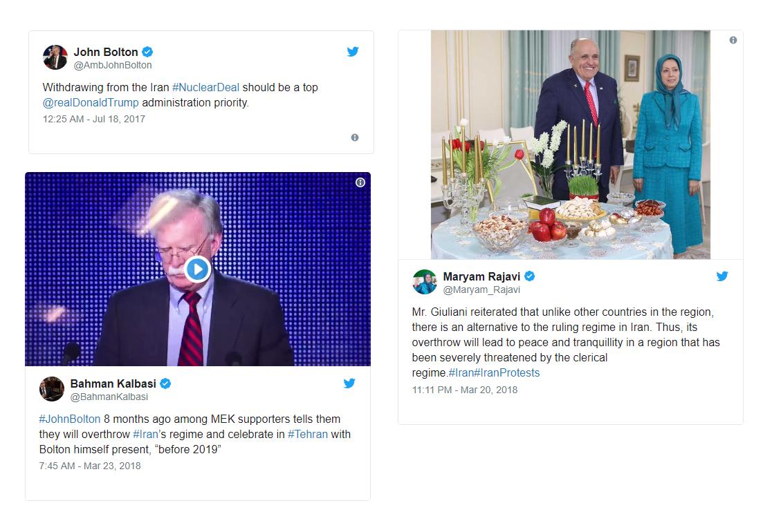 Trump's Effort at Iran Regime Change
