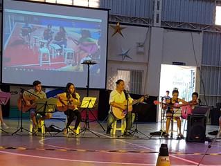 Recital, Sesc Comunidade José-SC