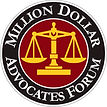 Million Dollar Advocates Forum is reserved for those attorneys who won or settled cases in excess of a million dollars. Mark C.G. Lawrence is a Million Dollar Advocate