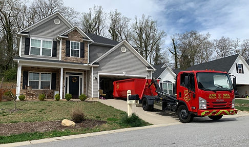 Junk Hauling & Recycling Services in Charlotte's Huntersville Neighborhood
