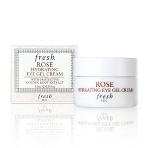 Fresh Rose Hydrating eye gel cream 玫瑰眼霜