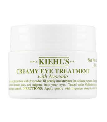 Kiehl's Creamy Eye Treatment With Avocado 14G 牛油果眼霜 (小)