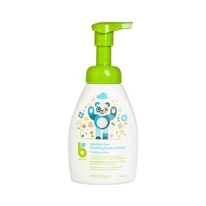 BabyGanics 消毒搓手液 無香味 250ml 泵裝