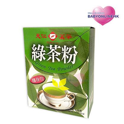 天仁茗茶 綠茶粉隨身包20入x2g