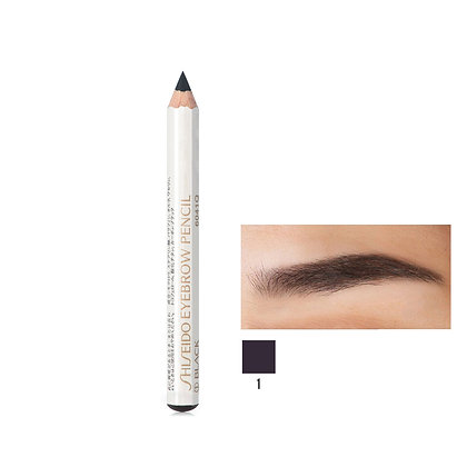 Shiseido Eyebrow Pencil 1.2g #1 black