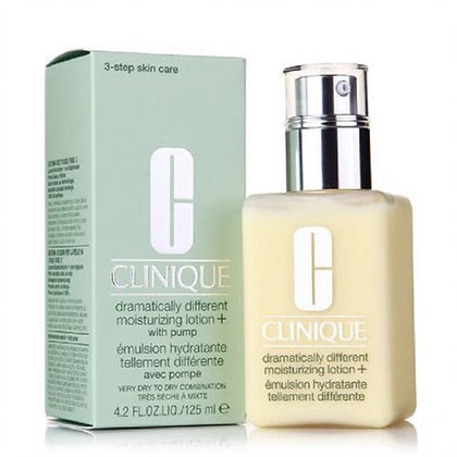 Clinique Dramatically Different Moisturizing Gel 黃油無油125ML