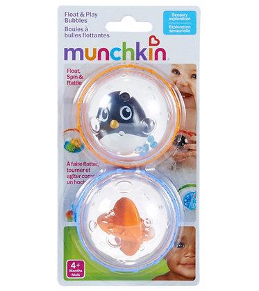 Munchkin 漂浮遊戲球沐浴玩具
