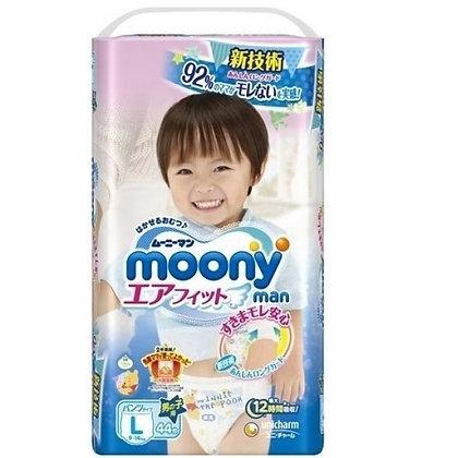 Moony 學習褲 L 44片 (女)