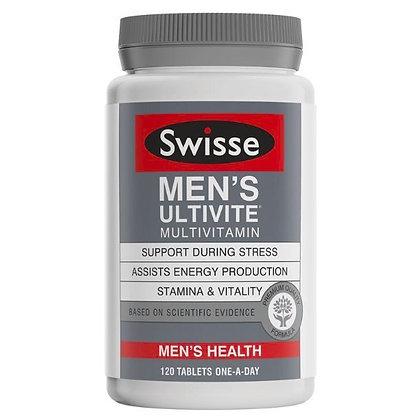 Swisse Men's Ultivite 男士維他命