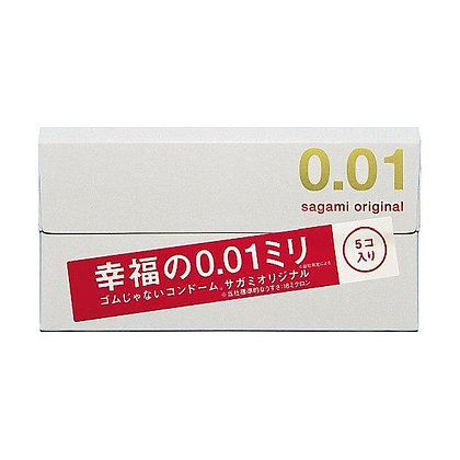 Sagami Original  0.01 condom 相模原創 0.01 幸福安全套