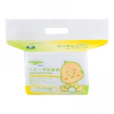 SoftTouch Baby 嬰兒專用清潔棉 150s'