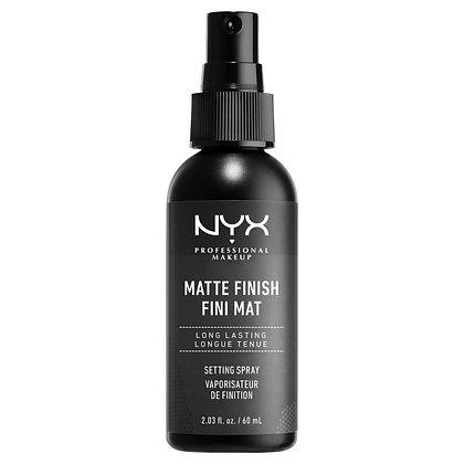 NYX Makeup Setting Spray-Black霧感定妝噴霧 60ml