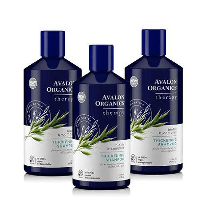 美國 Avalon 有機防脱洗髪乳-414ml