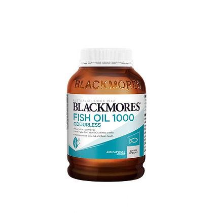 Blackmores 澳佳寶無腥味魚油400粒