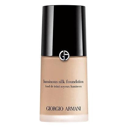 Giorgio Armani Luminous Silk Foundation水潤絲光粉底液