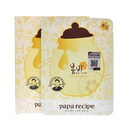 Papa recipe Bombee Honey Mask 黃春雨