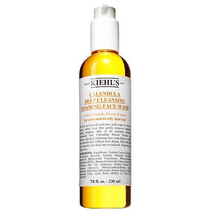 Kiehl's Calendula Deep Cleansing Foaming Face Wash 230ml 金盞花洗面