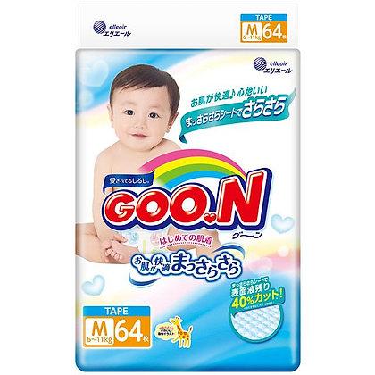 Goo.n 大王紙尿片 中碼 64片