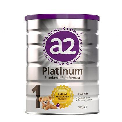 A2 Platinum Infant Formula Stage 1