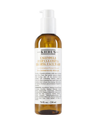 Kiehl's Calendula Deep Cleansing Foaming Face Wash 金盞花深層潔面泡沫 230ml