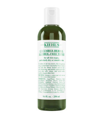 Kiehl's Cucumber Herbal Alcohol-Free Toner 250ML (小) 青瓜水