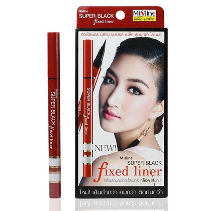 泰國 Mistine Super Black Fixed Liner (紅管)
