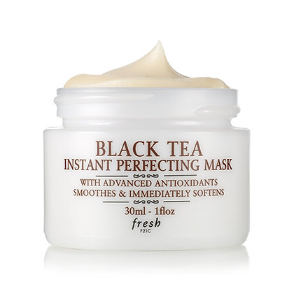 Fresh Black Tea Instant Perfecting Mask 黑茶面膜