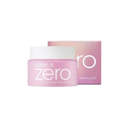 BANILA CO. Clean it Zero - Pink 粉紅卸妝膏