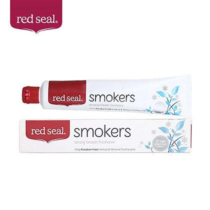 Red Seal 紅印天然草本去煙漬牙膏