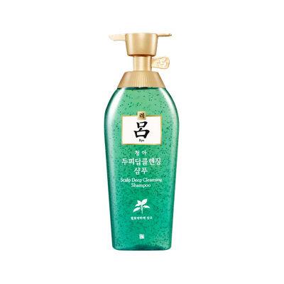 Ryoe 呂 - 綠色洗頭水 (油性髮質適用)400 ml