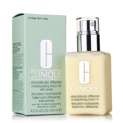 Clinique 升級特效潤膚露 Dramatically Different Moisturizing Lotion+™黃油有油125ml