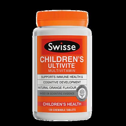 Swisse Children's Ultivite Multivitamin 兒童綜合維生素 120粒