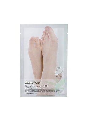 Innisfree special care mask - FOOT 腳膜