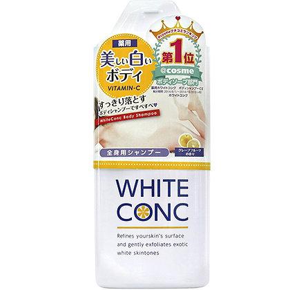 WHITE CONC 藥用白海螺身體美白沐浴露360ML