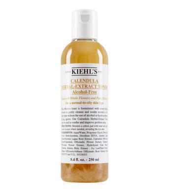 Kiehl's Calendula Herbal-Extract Toner Alcohol-Free 250ML (小) 金盞花水
