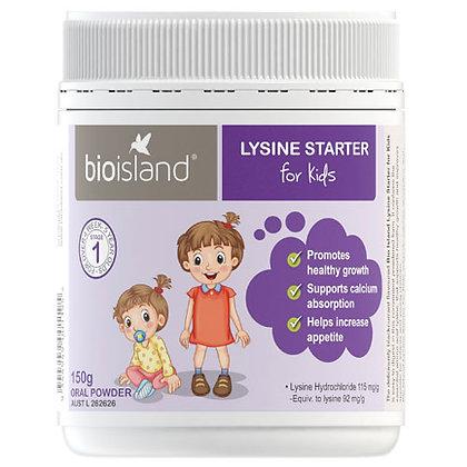 Bioisland Lysine Starter For Kids 增高助長粉 150G