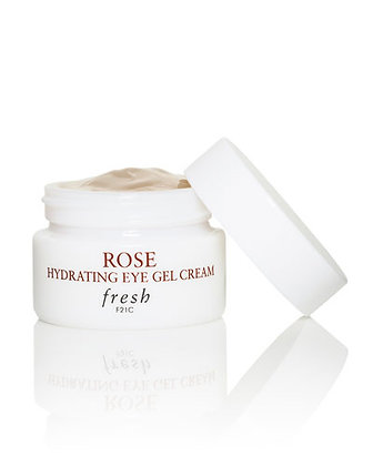 Fresh Rose Hydrating eye gel cream 玫瑰保濕水凝眼霜15ml