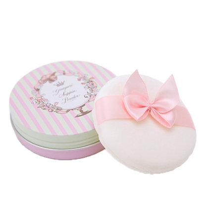 日本 CLUB COSME出浴素顏蜜粉 白玫瑰花香味
