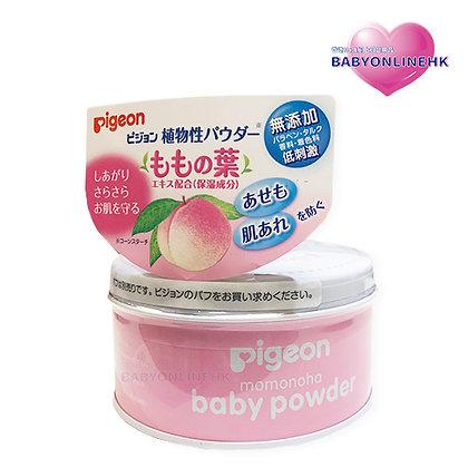 PIGEON - 桃葉精華嬰兒植物性爽身粉125g