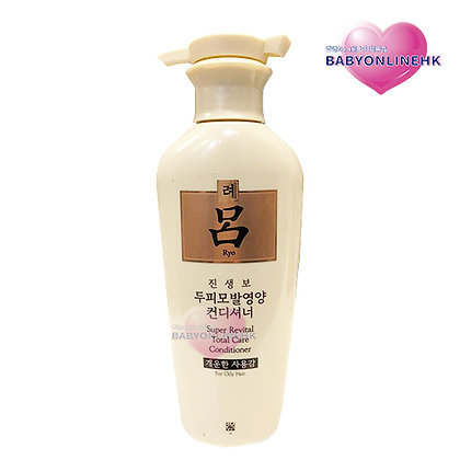 Ryoe 呂 - 白色400ml (頂級人蔘成份)