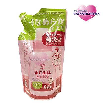 Arau 嬰兒衣物柔順劑補充裝 440ml