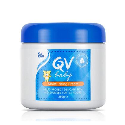Ego QV嬰兒新生兒潤膚保濕雪花霜250g(含角鯊烷)