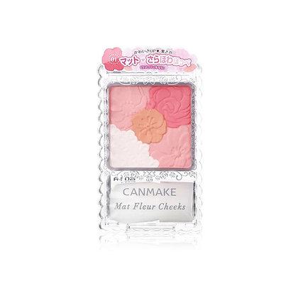 Canmake Mat Fleur Cheeks #01 井田腮紅01色